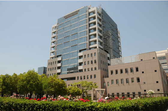 福山市役所 本庁舎 イメージ